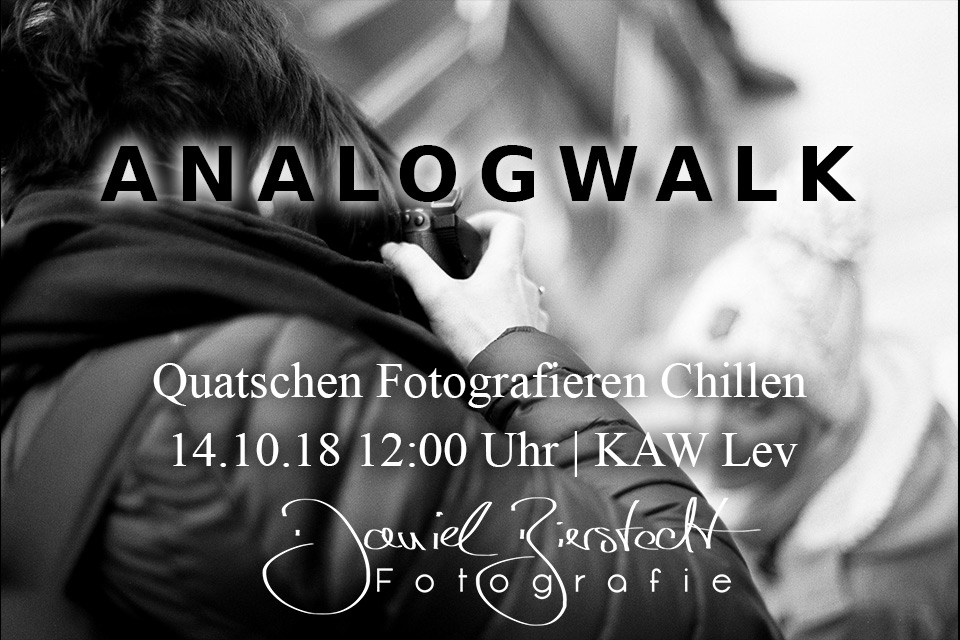 Titelbild Analogwalk Blog