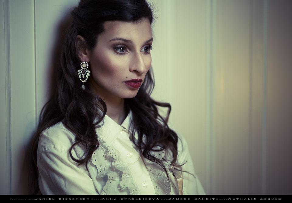Portrait und Fashion im Hotel mit Bamboo Bandit als Visa und Nathalie Schulz als Stylistin